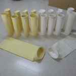 Mangas filtrantes cilíndricas varias