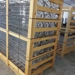 Jaula de 20 varillas para fibra de vidrio con membrana (3)