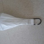 Manga cilíndrica con aros intermedios y extremos con doblez para poner gancho (1)