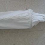 Manga cilíndrica con aros intermedios y gancho en el extremo (3)