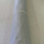 Manga cilíndrica con aros intermedios y snap-ring en ambos