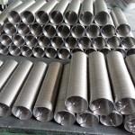 Muelles de aluminio duro (2)