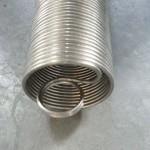 Muelles de aluminio duro (3)