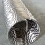 Muelles de aluminio duro (4)